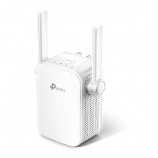 TP-LINK TL-RE205 AC750 WIRELESS RANGE EXTENDER PLUG, 2X FIXED ANTENNAS